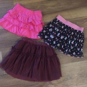 4/4T Skirt Bundle